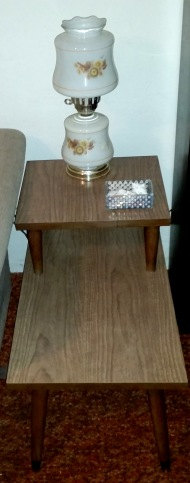 my end table