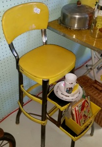 yellow chair 2